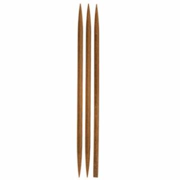 Palito para unhas de madeira paraju com 3