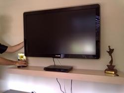 Instalação de TV