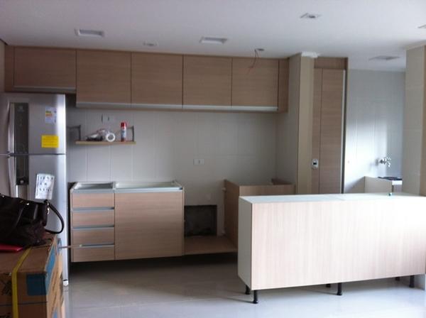 Montagem ou Desmontagem de Móveis de Cozinha