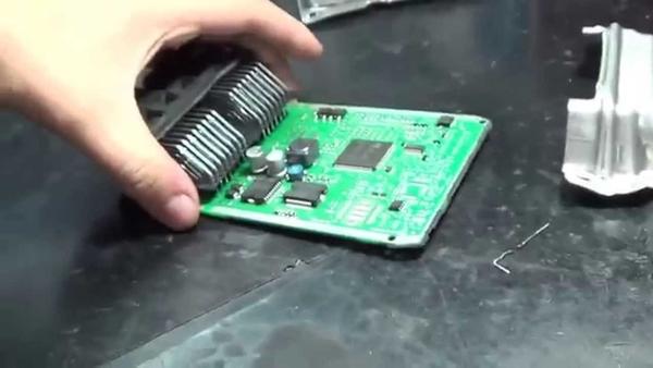 Conserto de Central de Injeção Eletrônica