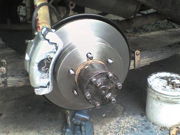 Conserto do Freio ABS
