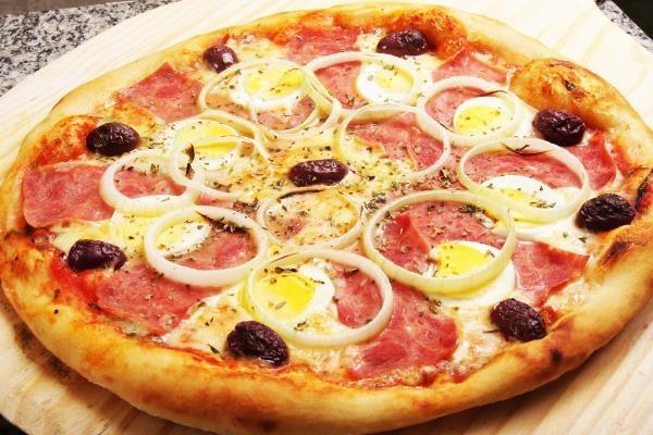 Pizza Portuguesa 8 Pedaços G