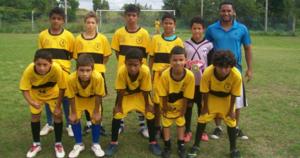 Escolinha de Futebol Ascel Feu Rosa