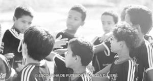 Escolinha de Futebol Feu Rosa Dj Jerê