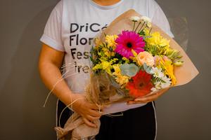 Buquê de Flores Mistas P