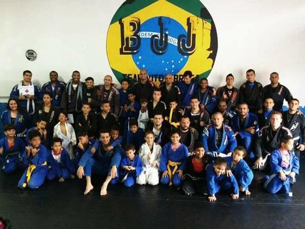 Aulas de Jiu Jitsu