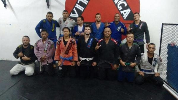Aulas de MMA Fitness