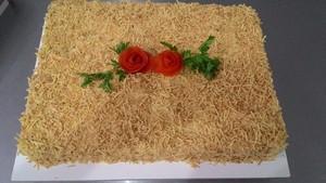 Torta Salgada de Purê de Batata kg