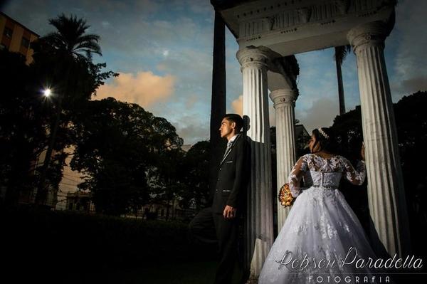 Fotografia de Casamento Externas