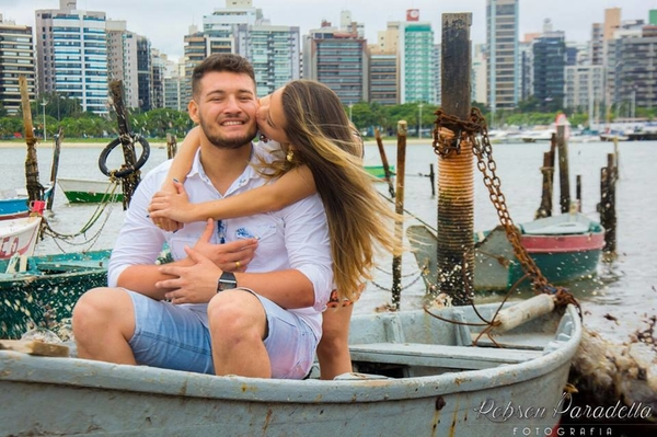 Ensaio Fotográfico Pré-Casamento