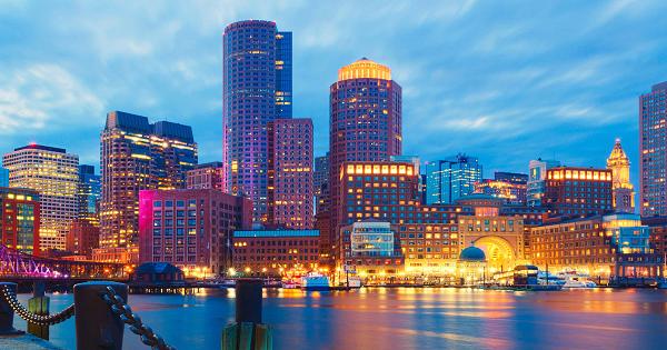 Passagens Aéreas Boston (BOS)