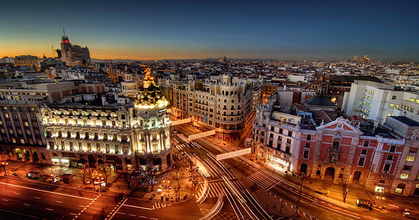 Passagens Aéreas Madrid (MAD)