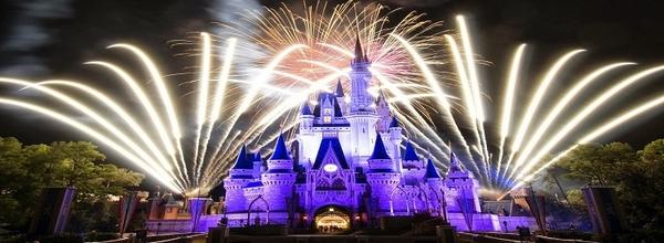 Viagem para Walt Disney World