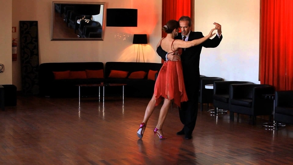 Acompanhante de Dança