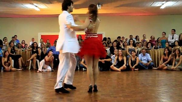 Aulas de Samba de Gafieira