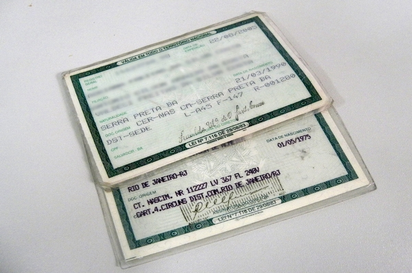 Plastificação de Documentos