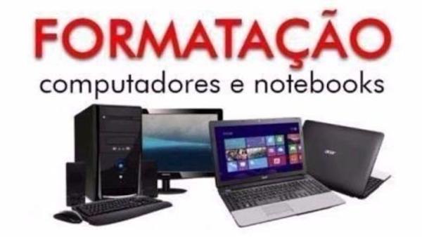 Formatação de Computador