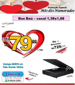 Box Baú - casal