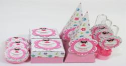 Tubetes para Festa Infantil
