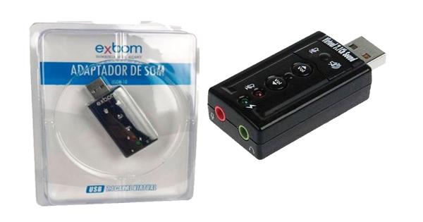 ADAPTADOR P2 X USB EXBOM USOM-10 COD:39340