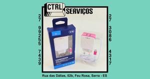 CARREGADOR DE CELULAR 3.1A COM CABO MICRO USB E 2USB INOVA CAR-9016