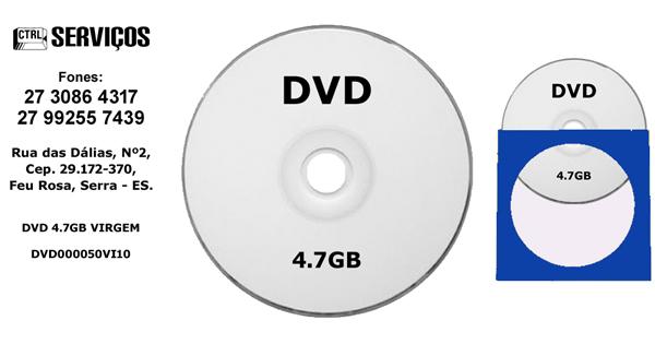 DVD 4.7GB