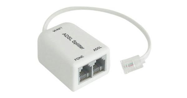 FILTRO ADSL DUPLO COD:1799900