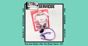 FONE DE OUVIDO SOUYE SY-521