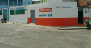 Bonfim Gás e Água
