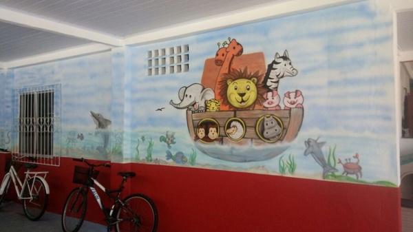Pintura Personalizada em Paredes m2