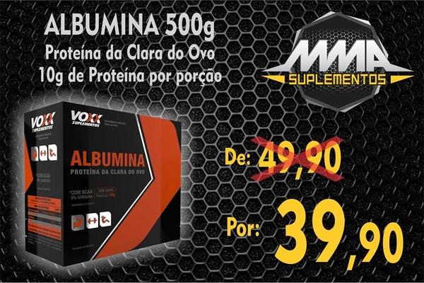 Albumina Voxx 500g