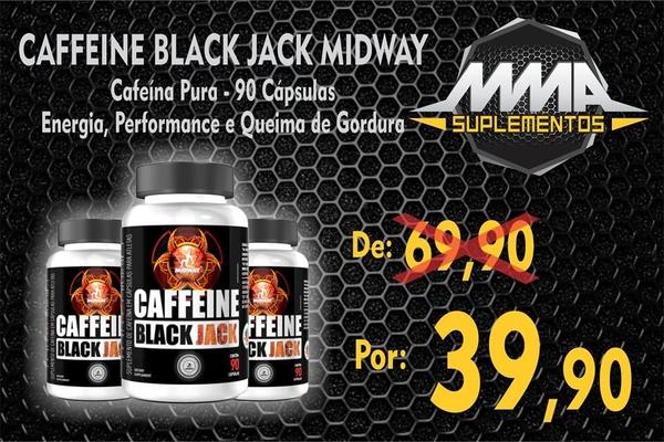 Cafeína Black Jack Midway