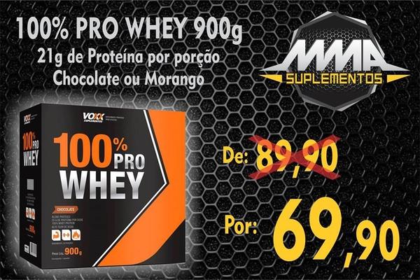 Whey Protein Voxx