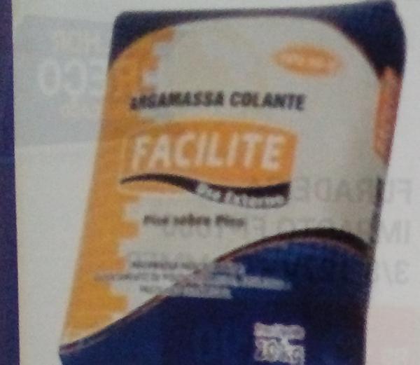 Argamassa Facilite Ac II