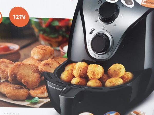 Fritadeira Ayr Fry 4L 1500W