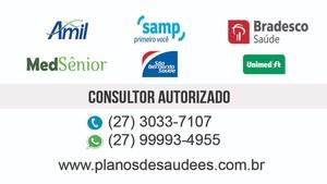 Plano de Saúde ES São Bernardo Samp MedSenior Unimed Amil
