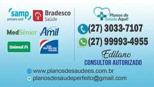 Planos de Saúde ES São Bernardo 27 99993-4955 plantão