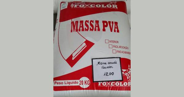 Massa PVA 20 kg FoxColor