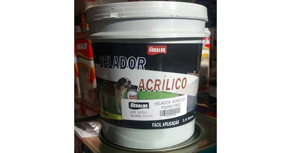 Selador Acrílico Duralux 3.6 L
