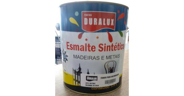 Tinta Esmalte Sintético Duralux 3.6L