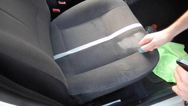Limpeza Automotiva Interno