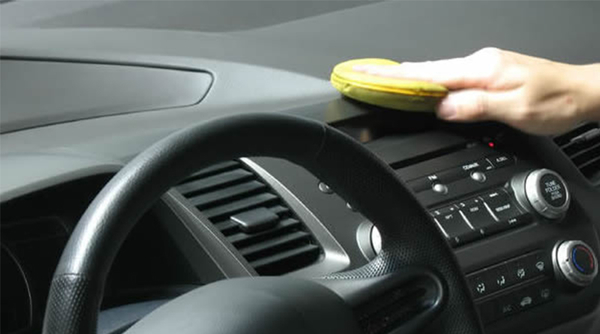 Revitalização de Painel Automotivo