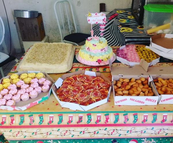 Kit festa  50 pessoas
