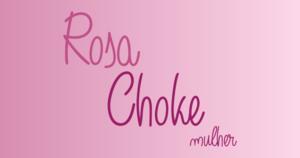 Rosa Choke Mulher