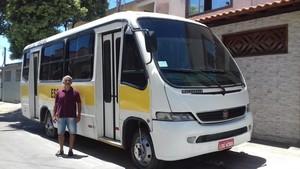 Transporte Escolar Tio Sérgio