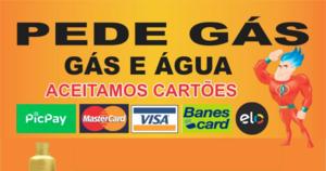 Gás em São Pedro