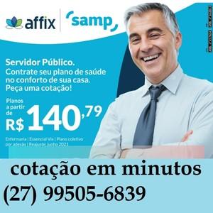 Planos De Saude Samp Carencia zero (27) 3055-4439