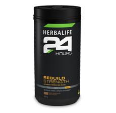 Rebuild Strength Nutrição Esportiva Herbalife