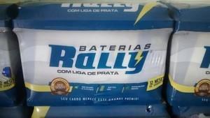 Bateria Rally