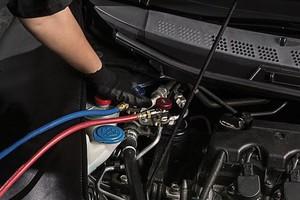 Recarga Gás e Óleo do Ar Condicionado Automotivo